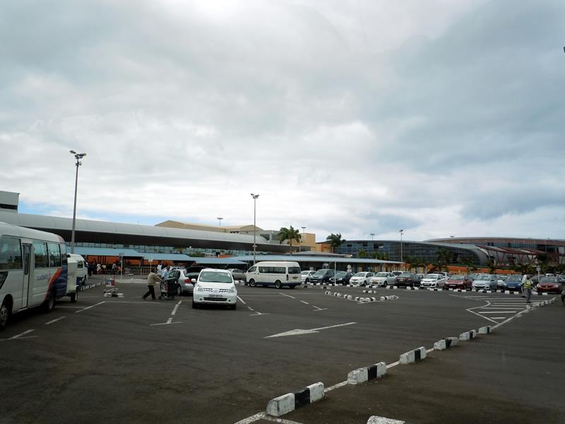 モーリシャス空港